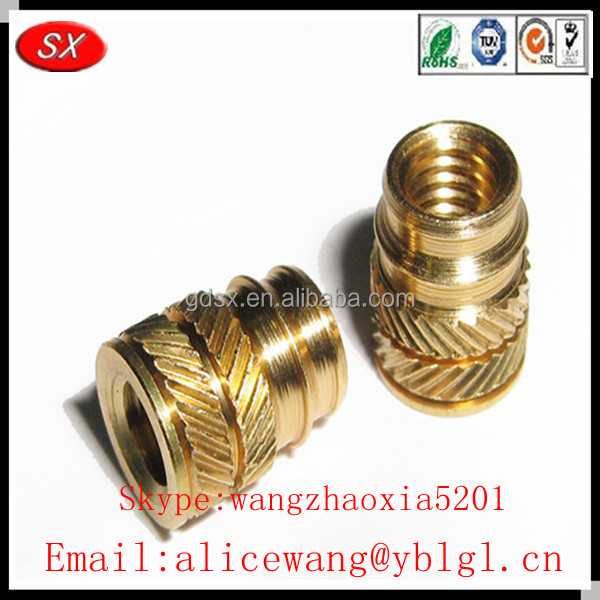 China competitive price pipe threading insert threaded