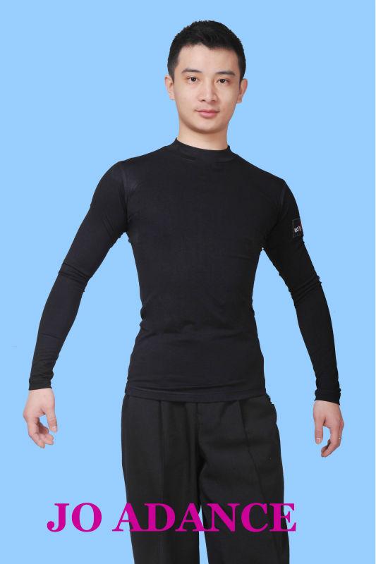 on sale 82f4b 146b0 Latin Männer Stretch T-shirt Männer Tanzen Kostüm Strumpfhosen - Buy  Tanzkostüm,Trichter Hals Oben Product on Alibaba.com