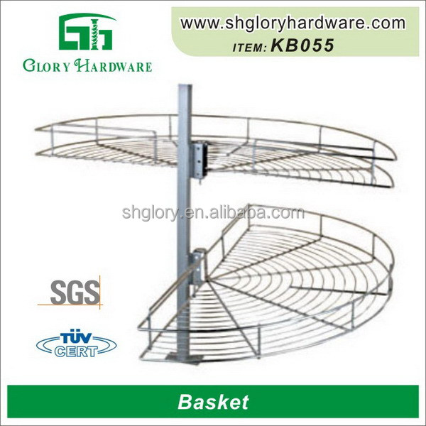 Stainless Steel Home kitchen wire drawer basket Kitchen Wire drawer basket