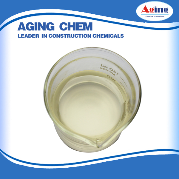 Polycarboxylate superplasticizer water treatment chemical PC ADMIXTURE