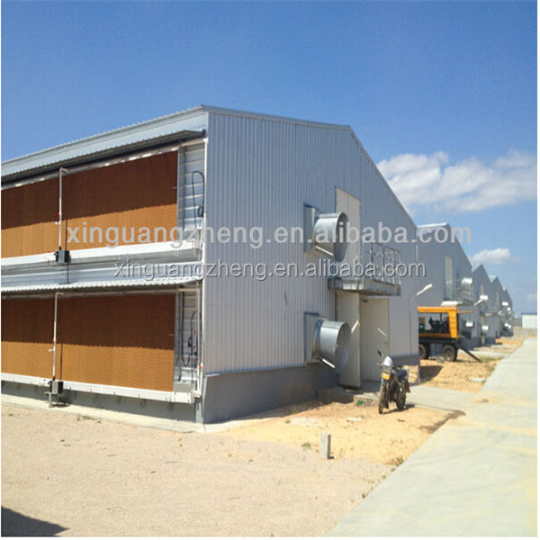 modern manufacture construction chicken house