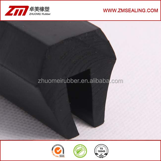 Extruded Epdm U Channel Rubber Seal Buy U Channel
