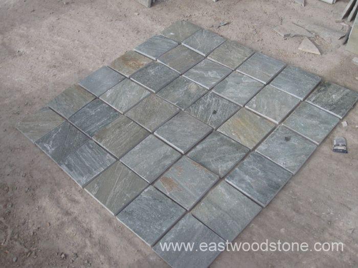 Stenen tuin stenen vloer vinyl vloer voor binnen vloer leisteen