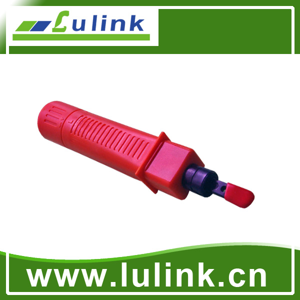 High Quality Made in China Punching down tool/network crimping tool from lulink