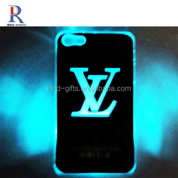 Flash Light LED Color Changing Luxury Fancy Case Cover