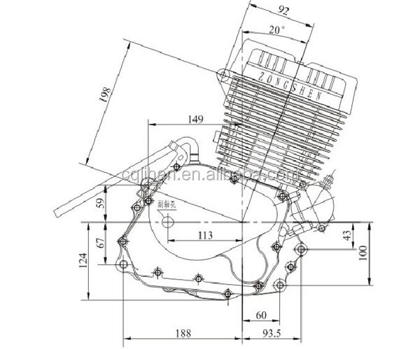 zongshen 4 wheelers wiring diagram