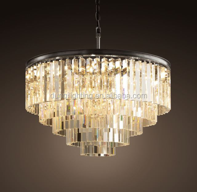 Hot Sale Modern Crystal Banquet Hall Light With Ce Ul Saa Approval ...