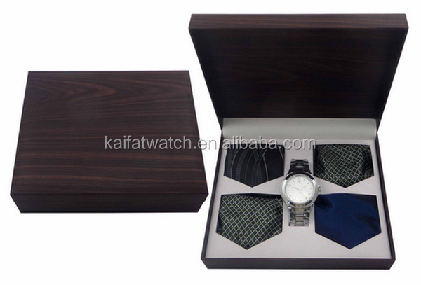 Innovative Gifts For Men: 2014 Innovative Men's Watch Gift Set With Pen Knife And