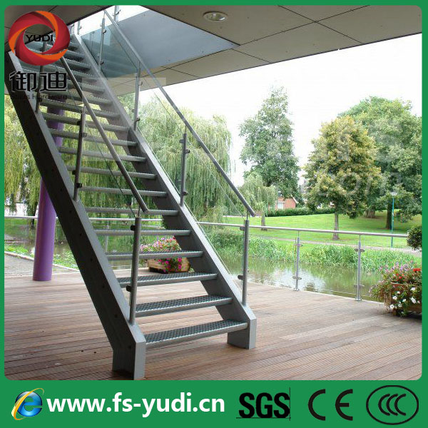 Cheap stainless steel exterior portable and prefabricated glass stairs  design supplier from alibabaCheap Stainless Steel Exterior Portable And Prefabricated Glass  . Prefab Metal Exterior Stairs. Home Design Ideas