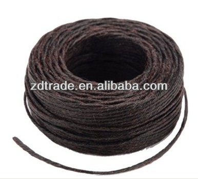 Leather Factory Waxed Thread 25 Yards - in your choice of colors