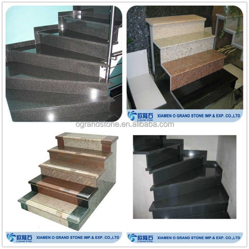 Size Customized Stair Treads Cover,modern Natural Stone Marble Stair Treads
