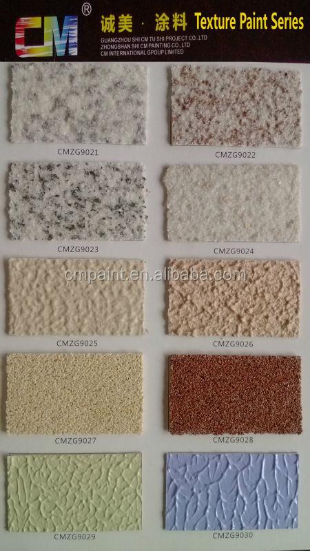 Cmzs 53 Acrylic Granite Rough Texture Spray Interior