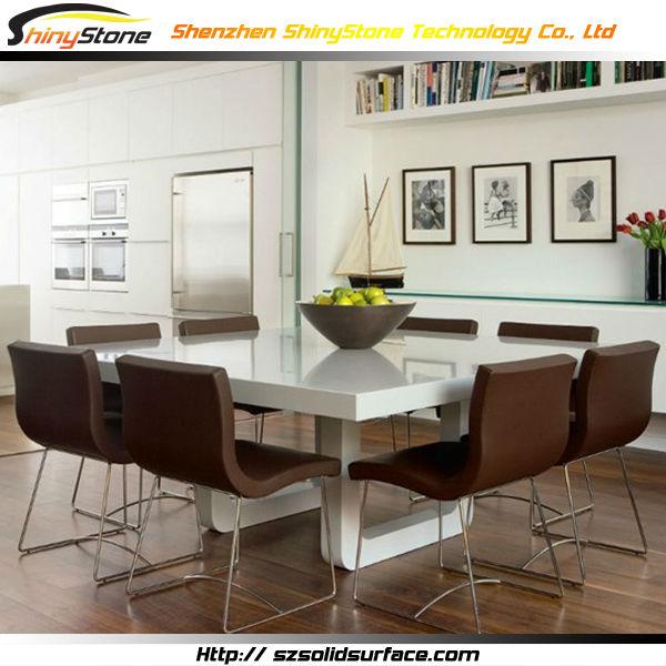 Misure tavolo quadrato 8 posti damesmodebarendrecht for Tavolo quadrato allungabile design