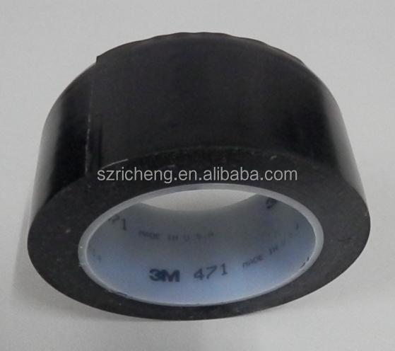 3m Vhb Pvc Adhesive Tape 471 Multiple Color Masking Tape