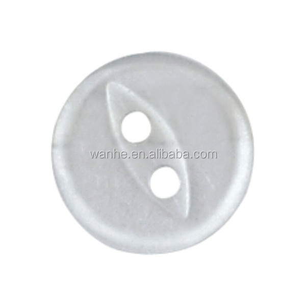 Plastic Shirt Button