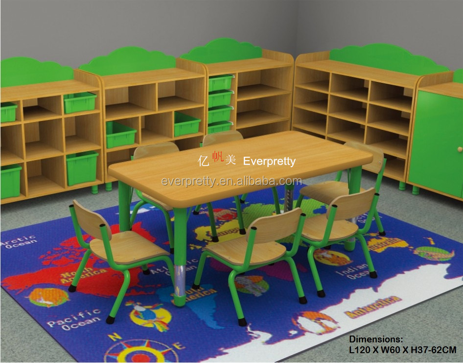 New design study table and chair set importers bangalore for Casita infantil jardin
