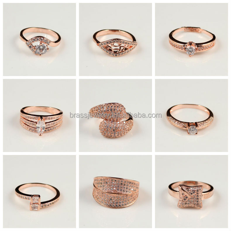 rose the of cut rings diamond new engagement wedding ring different types