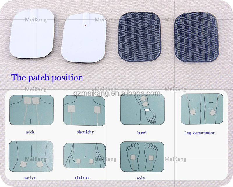 Portable hand point diagnostic machine with CE