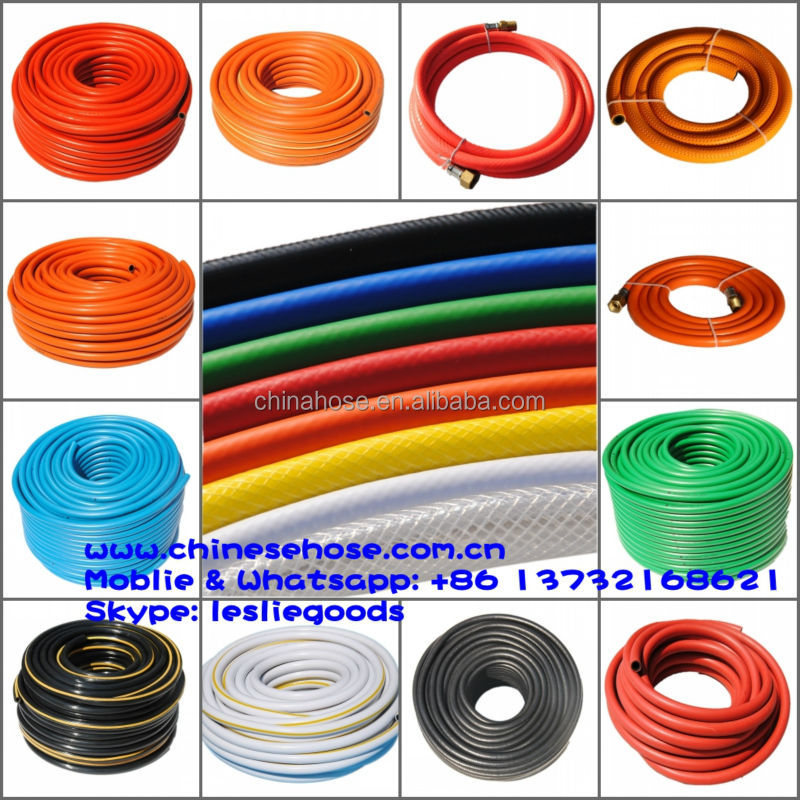 Best quality high pressure black plastic pipe sizes mm