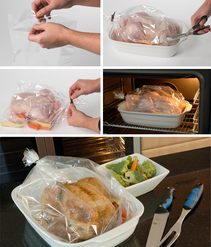How To Use Oven Bags