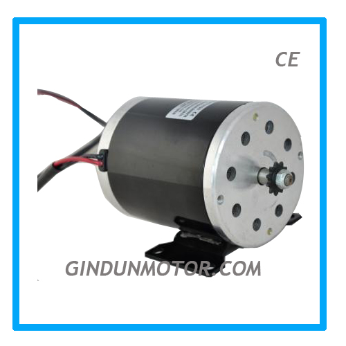 500w 24v small electric dc motor for scooters model zy1020 for Abc electric motor repair