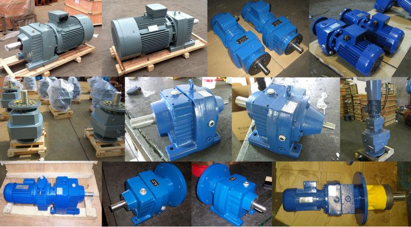 R series helical gear Bonfiglioli gearbox