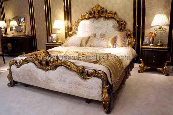 Bedroom Furniture Dubai 0063 high quality classic luxury dubai home furniture bedroom