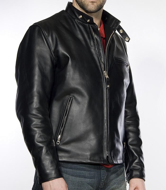 Custom Motorcycle Leather Jacket Nerve Motorcycle Jacket - Buy
