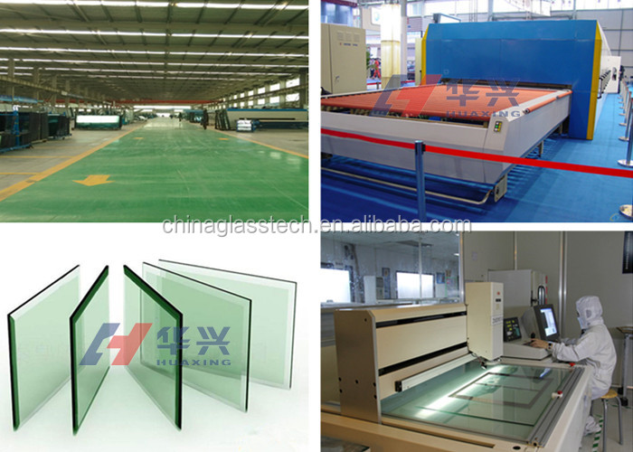 5+0.38+5mm CE laminated gorilla glass