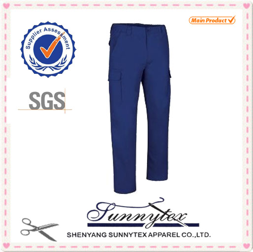 Alibaba China Suppliers Roadman Cargo Work Wuniforms Pants ...