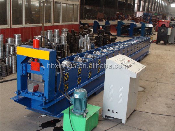 Xn For Indonesia Gutter Aluminium Roofing Sheets Machines