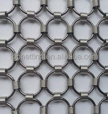 Chain Mail Curtain - Buy Ring Curtain Mesh,Chain Mail Curtain ...