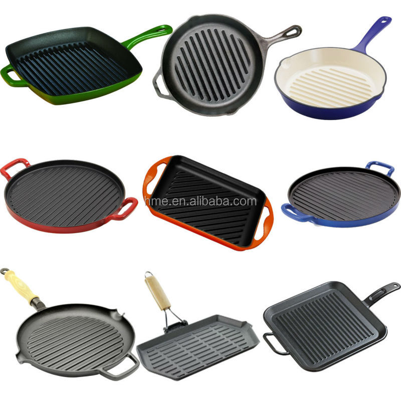 Cast Iron BBQ grill/griddle