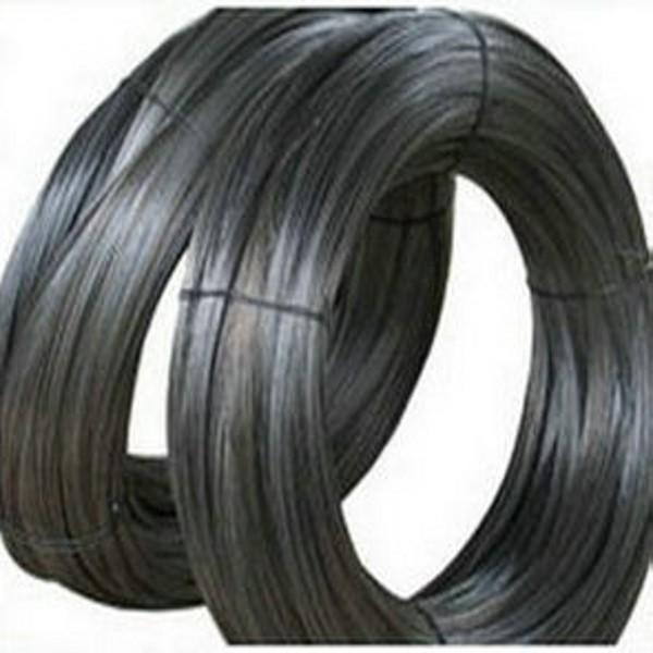 18 Gauge Black Binding Wire/ Soft Black Annealed Tie Wire
