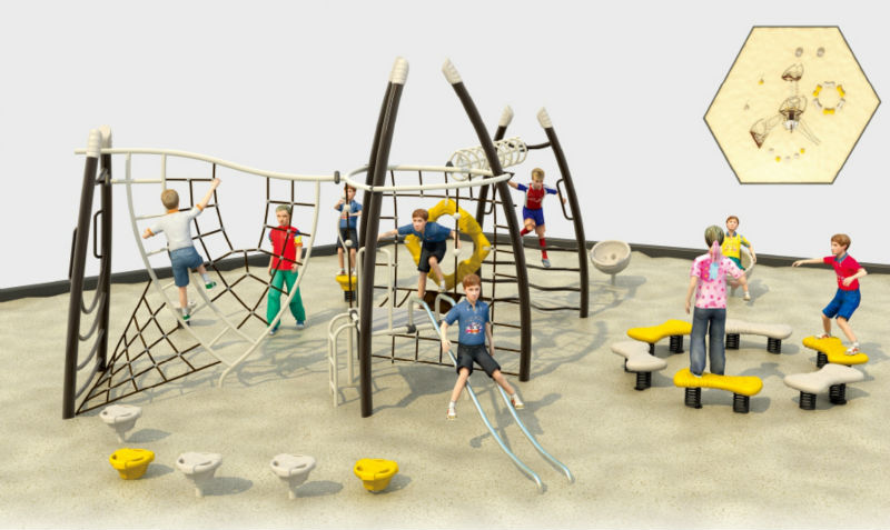 Used Metal Playground Equipment : Finest quality kids metal playground slides outdoor