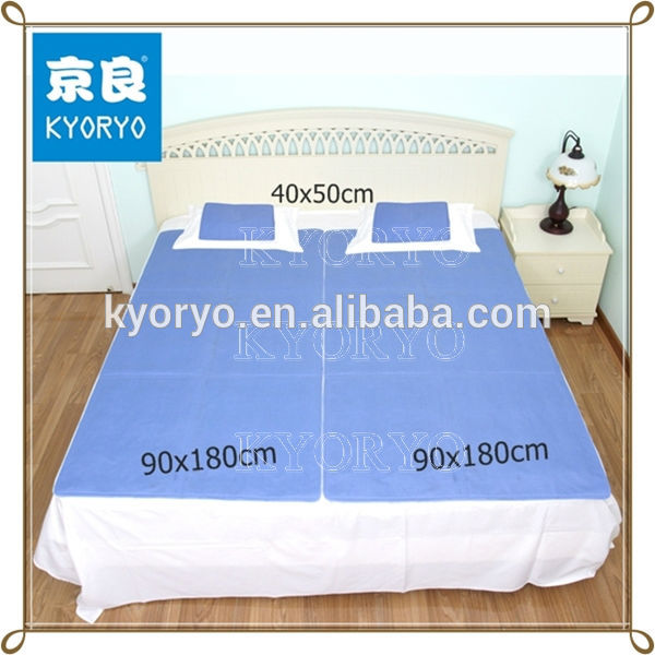 Summer Cool Gel Bed Cover, Cold Gel Pillow, Cool Bed Mattress