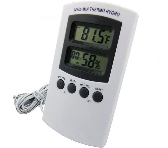 Grow Tent Hydroponics Hygrometer Thermometer Humidity Temperature Control Probe  sc 1 st  Alibaba & Grow Tent Hydroponics Hygrometer Thermometer Humidity Temperature ...