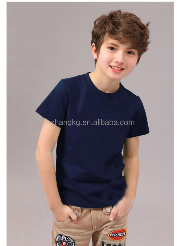 Organic Cotton Teen Boys T Shirts Cute Teen Boys T Shirts