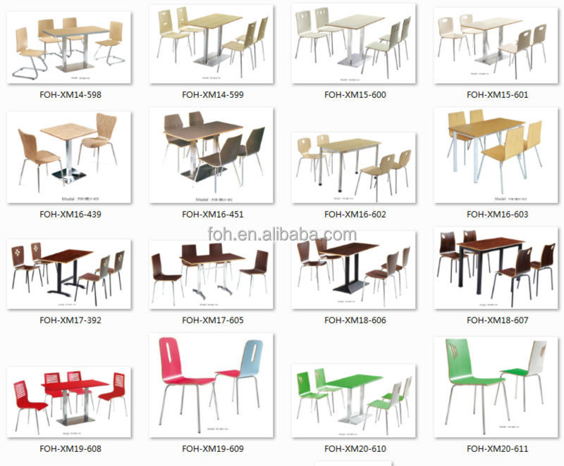 Lovely Indoor/Outdoor Cafe Table And Chairs For Coffee Shop (FOHRT 55 .