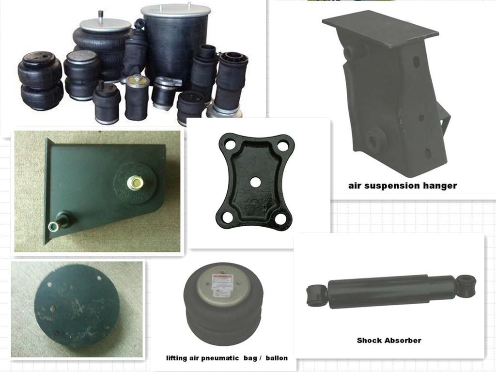 Air Suspension System For Heavy Truck Air Suspension Strut Shock ...