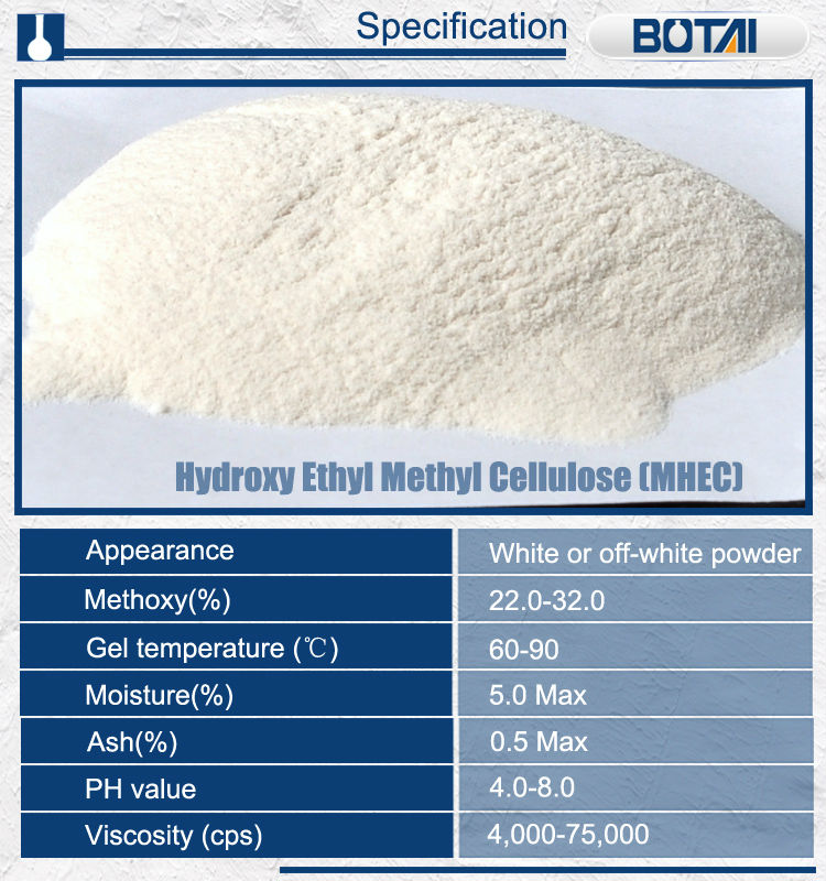 Hemc hydroxymethyl cellulose gelijk aan Tylose MH60001 P6