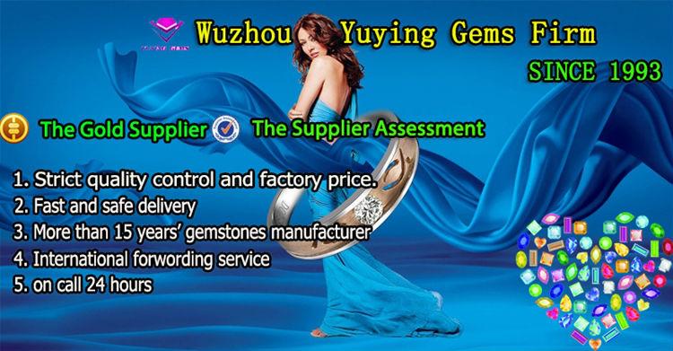 Gemstone Wholesale China Round Brilliant Cut Kashmir Blue Sapphire ...