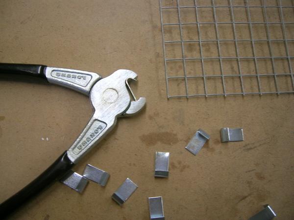 7 Inch Cage Making Building Heavy Duty J Clip Pliers Buy
