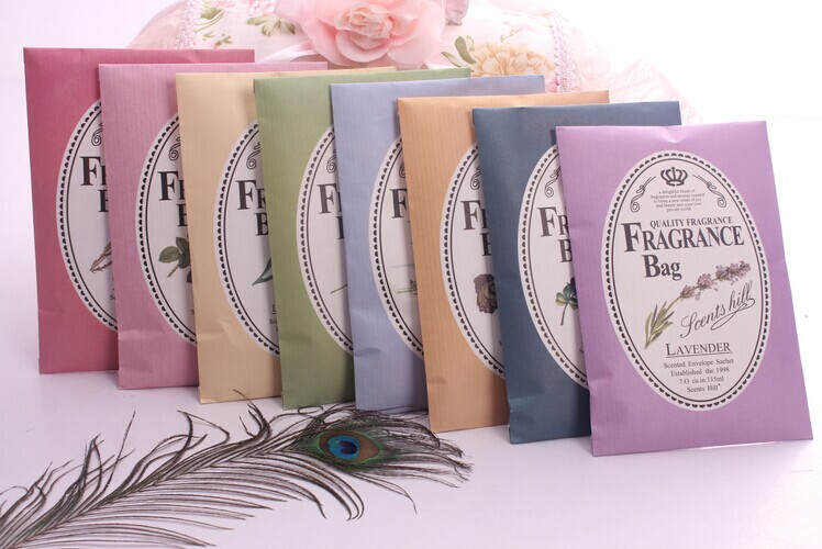 Wholesale Holiday Gift Jasmine Molly Scent Envelope Aroma Fragrance Sachet Buy Wholesale