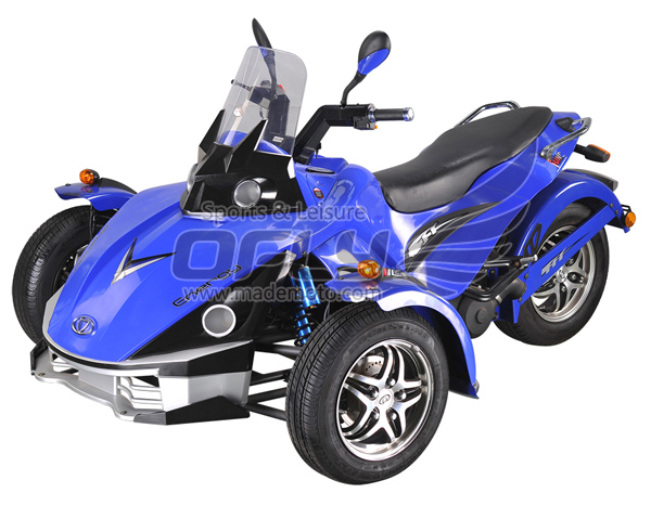 China Cheap 250cc Three Wheel Motorcycle Atv Buy Three