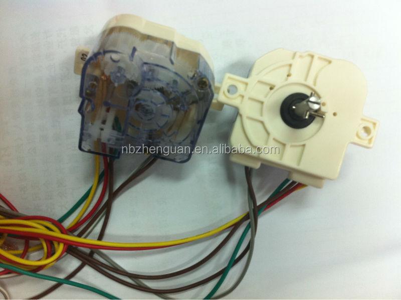 washing machine timer switch