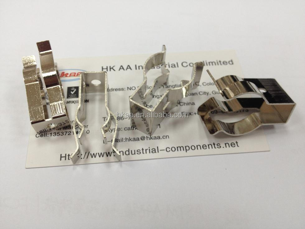 Heavy Duty Saddle Clamp,Metal Cable Clip,Metal Wire Clips - Buy Clip ...