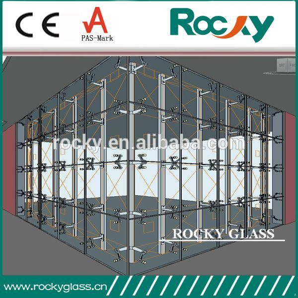 Exterior Tempered Glass Curtain Wall Prices Buy Glass