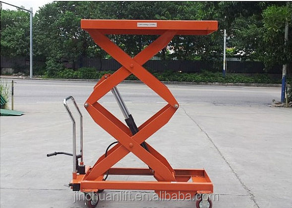 Mini Petite Table L Vatrice Mobile Hydraulique Lectrique De Ciseaux Buy Product On