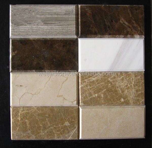 5 Phenomenal Bathroom Tile Combinations: Natural Stone Bathroom Tile Color Combinations